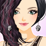 Modern Crimped Hairstyle