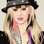 Female Guitarist Orianthi