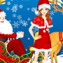 Santa Family Dress Up